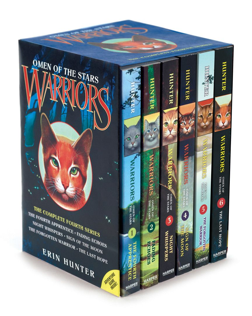 Harpercollins Warrior Cats Books The Warriors Book Warrior Cats Series