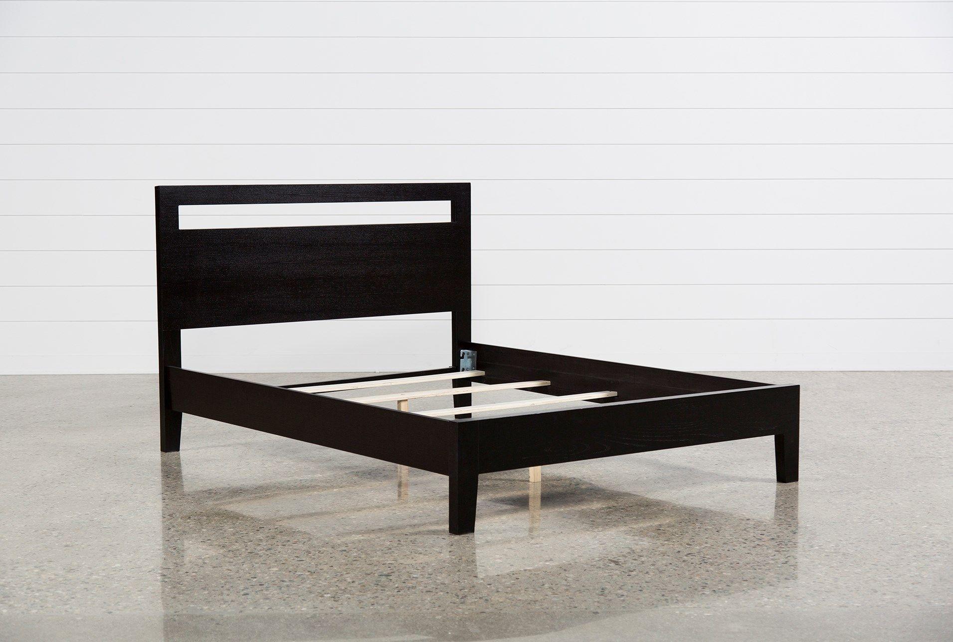 Queen Panel Bed Milton Black 195 Panel Bed Bed Furniture