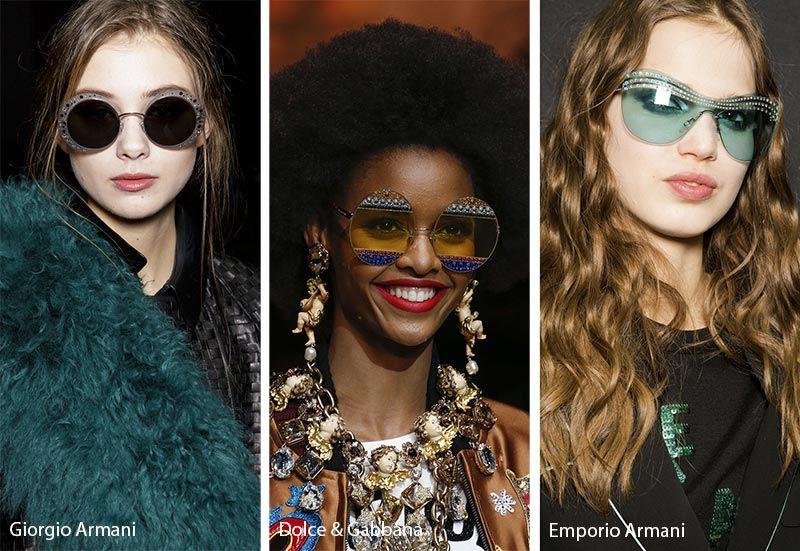 6b058e570177 Fall/ Winter 2018-2019 Sunglasses Trends | Design 2020 Inspo ...