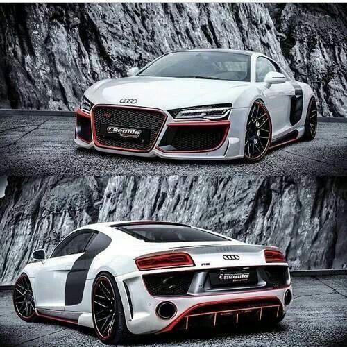 Audi car - charming image #audir8