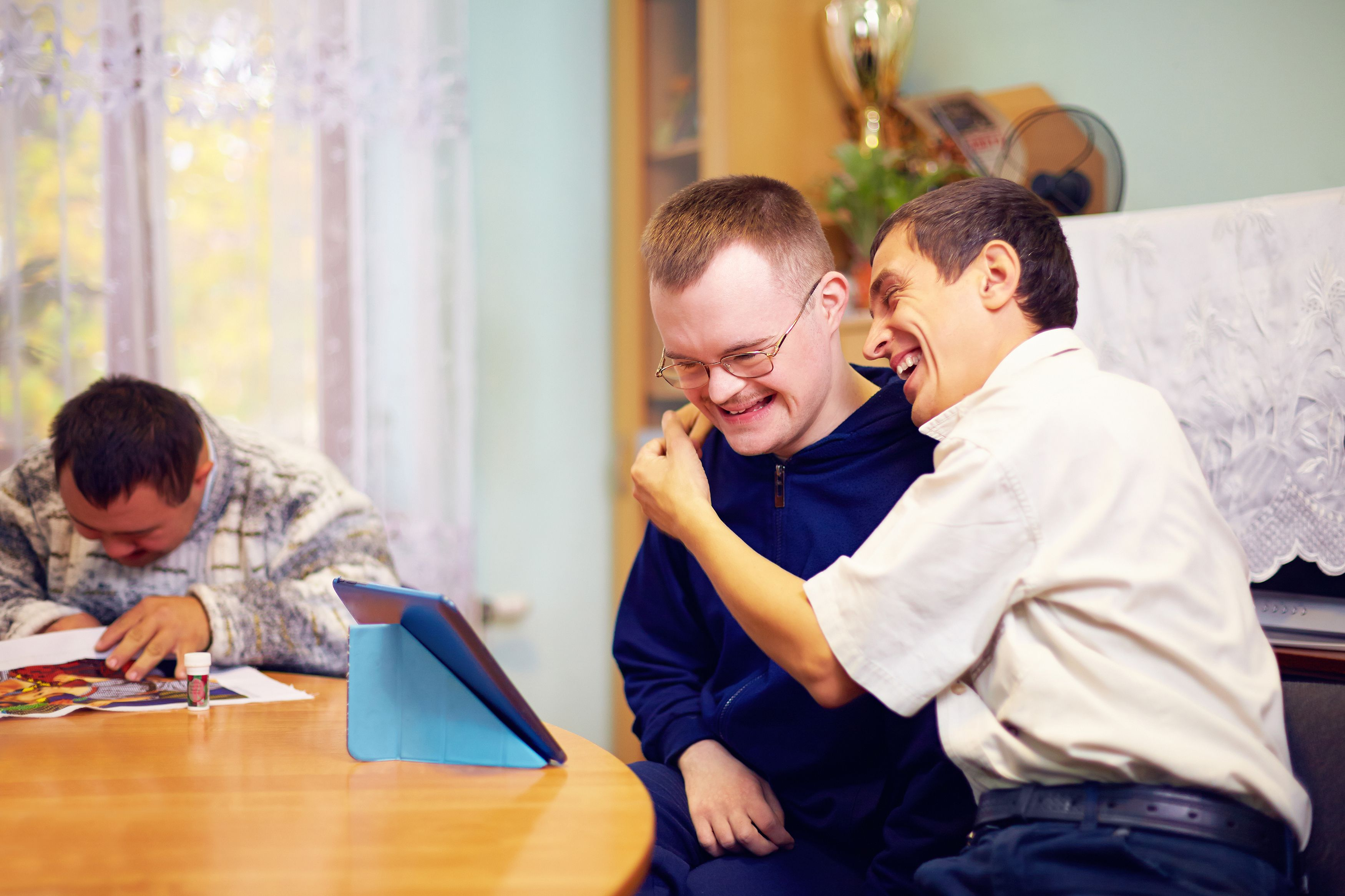 Developmentally Disabled Activities