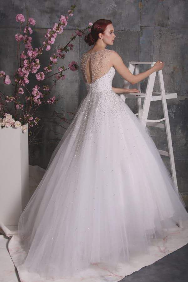 45+ Fascinating Fresh Trends and Spring Wedding Dress Ideas | Lace ...