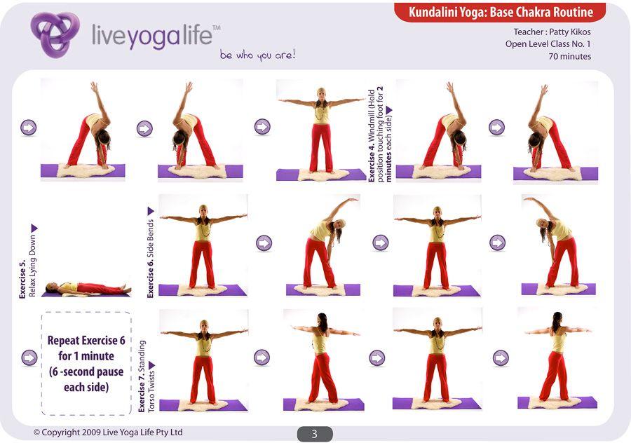 Liveyogalife Com Chakra Yoga Kundalini Yoga Relaxing Yoga