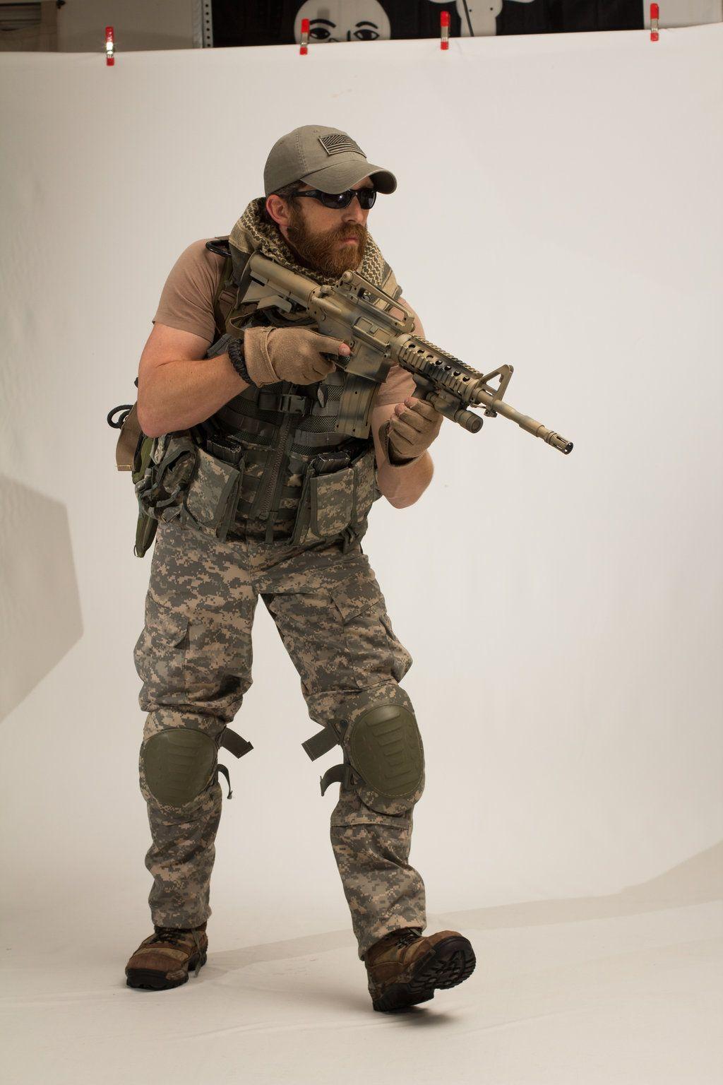 Operator Soldier Stock - 39 by Nemesis-19.deviantart.com on @deviantART