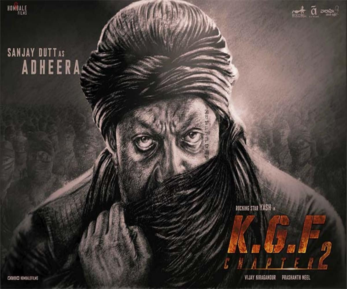'KGF 2' Makers Reveal Who Is Playing Adheera