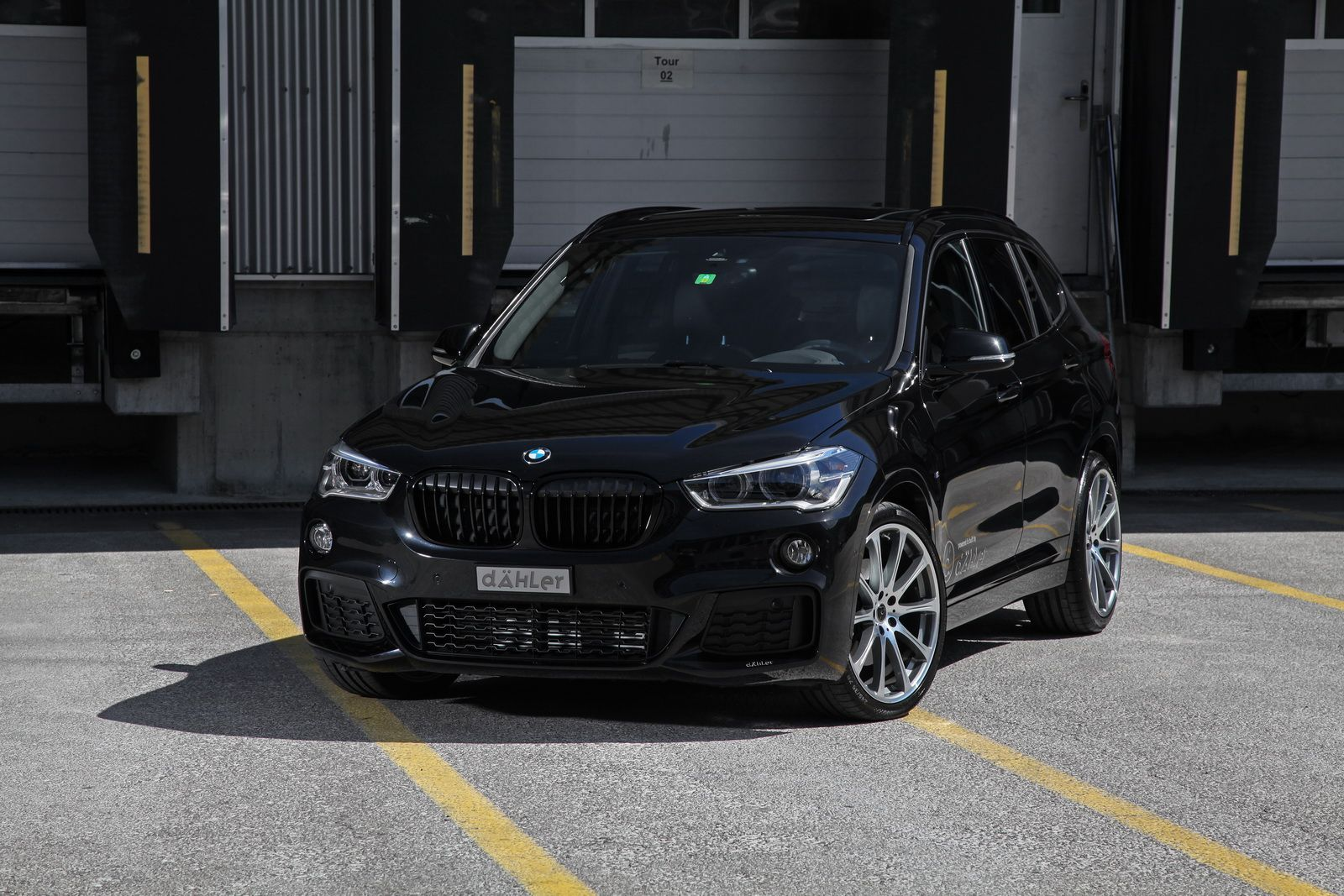 Dahler Has Something Planned For Your Second Gen Bmw X1 Com Imagens