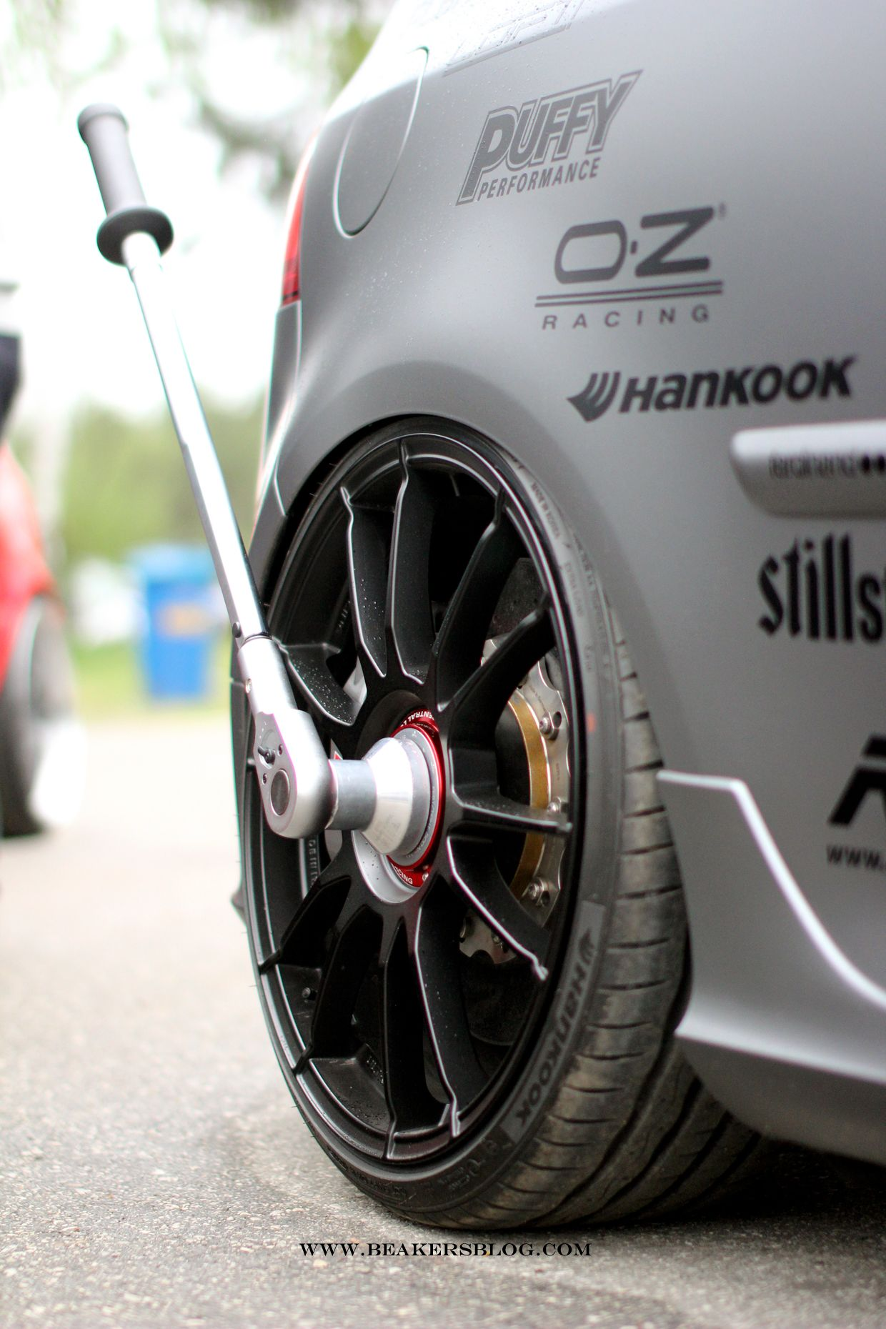 Golf Hankook Tire Oz Racing Rodas Automotivas Acessorios Para