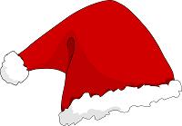 Dove Il Cappello Di Babbo Natale Natale Pinterest Cappello
