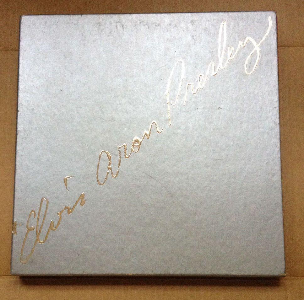 Elvis Presley 25 Year Anniversary Limited Edition 8 LP Box Set 1980 RCA Records