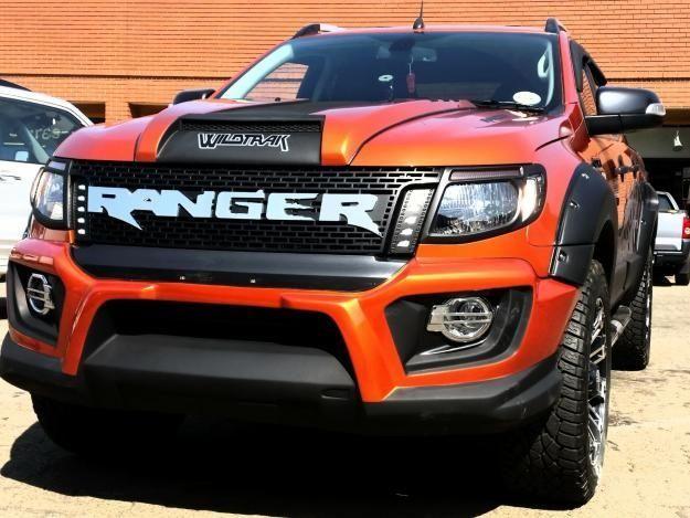 Image Result For Ford Ranger Wildtrak Canopy Ford Ranger
