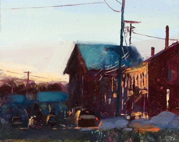 Tollef Runquist   Paintings
