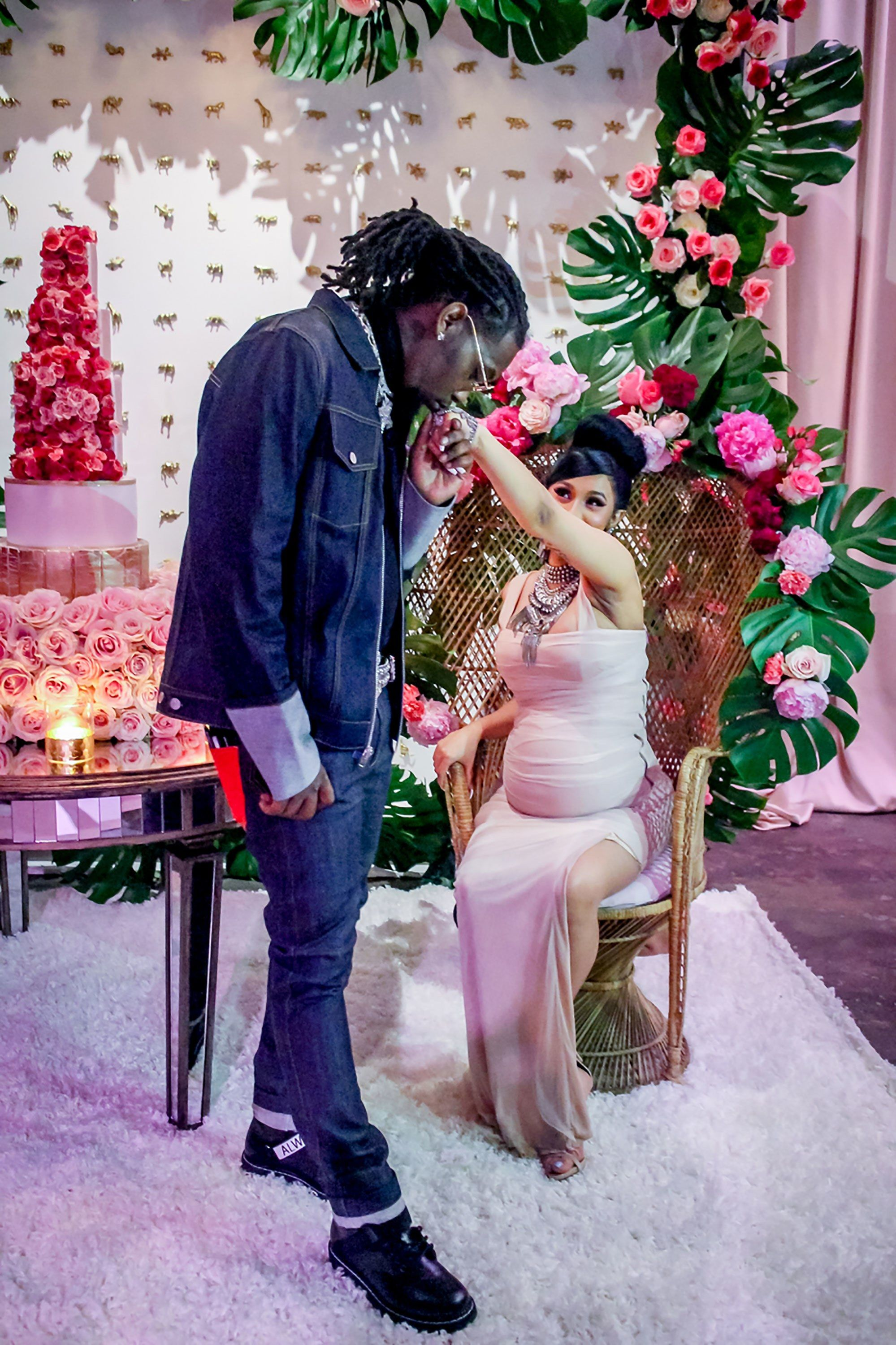 See Exclusive Photos From Cardi B S Bronx Fairy Tale Baby Shower