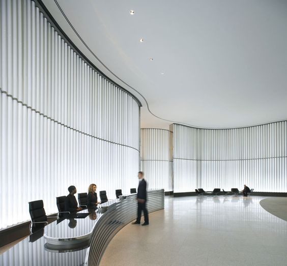 The Walbrook - Interiors | Projects | Foster + Partners: