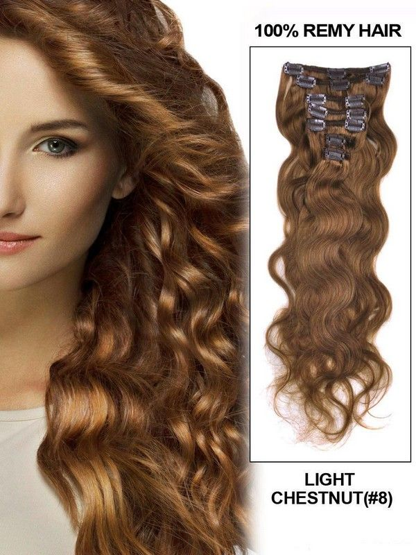 Real Hair Extensions Clip In 02 Best Hair Extensions Pinterest