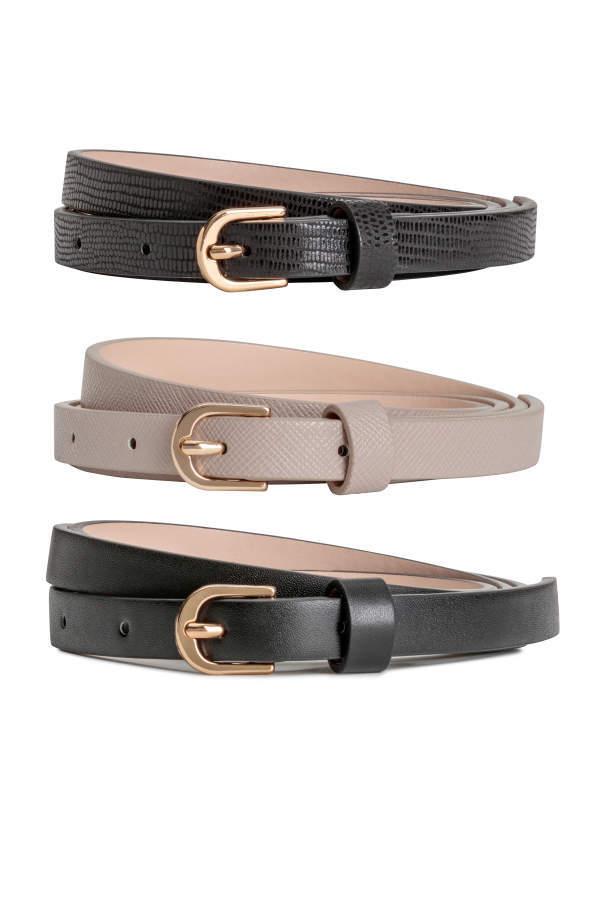 Small Leather Goods - Belts Almala LUUCEYoRvw