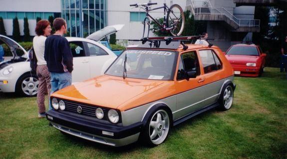 VW rabbit #Lowered #Golf #Jetta #VW #Mk2 #Static #Stance #Volkswagen