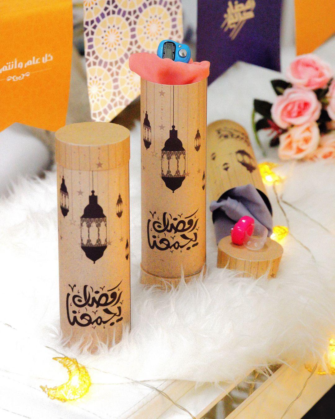 No Photo Description Available Ramadan Pillar Candles Candles