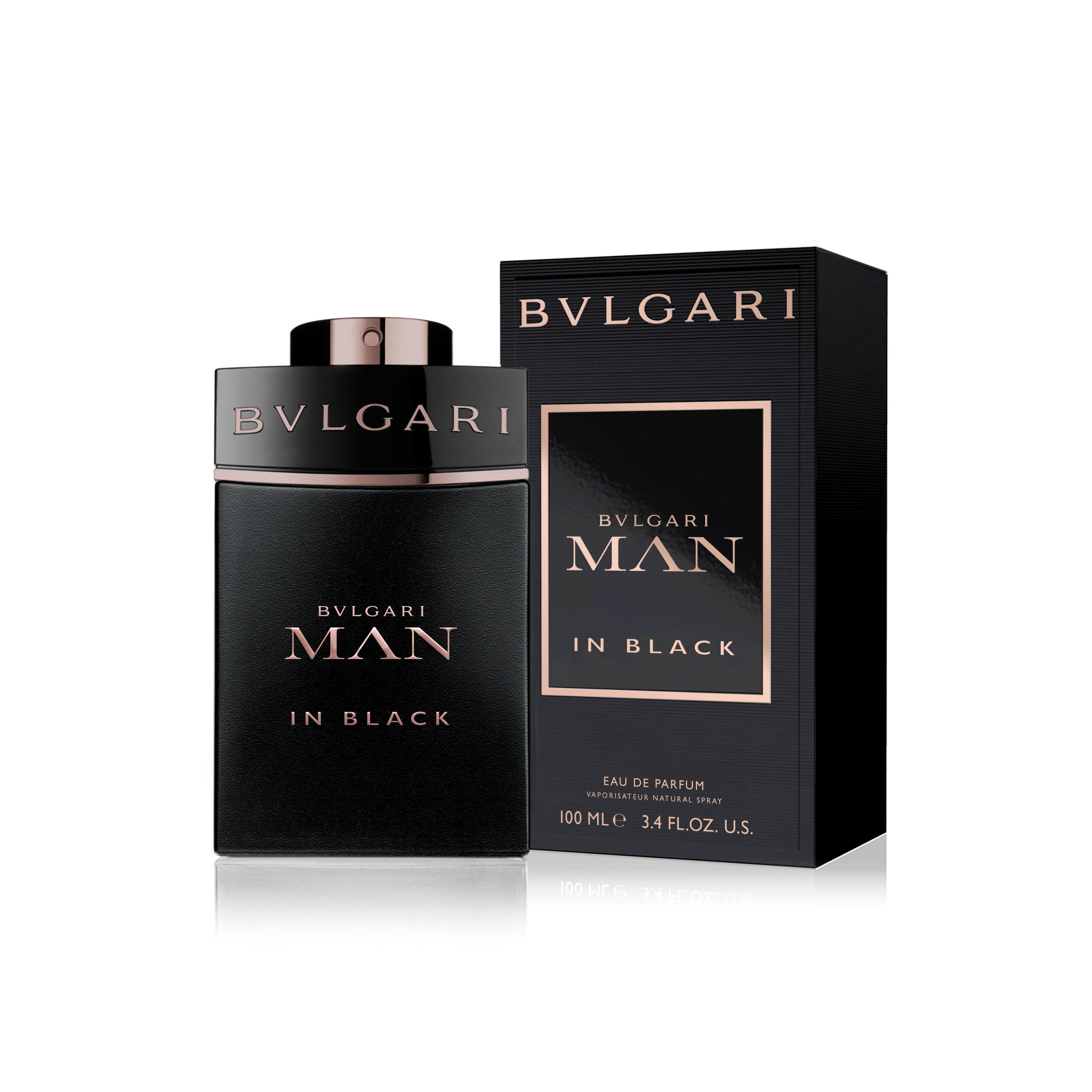 Bvlgari Man In Black From Www Delionparfum Com Parfum Sprays Men In Black