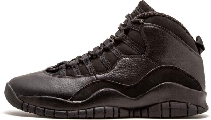 74897db009d71e Air Jordan 10 Retro Black White