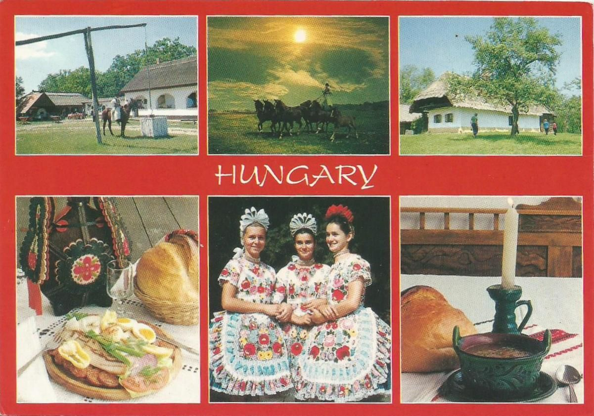 Hungría es una república parlamentaria democrática y se la considera un país desarrollado. Es un destino turístico importante, pues atrae a más de diez millones de visitantes todos los años. El país cuenta con el mayor sistema de cuevas de aguas termales del mundo,el mayor lago de Centroeuropa, el lago Balatón, y las mayores praderas naturales del Viejo continente, en Hortobágy.