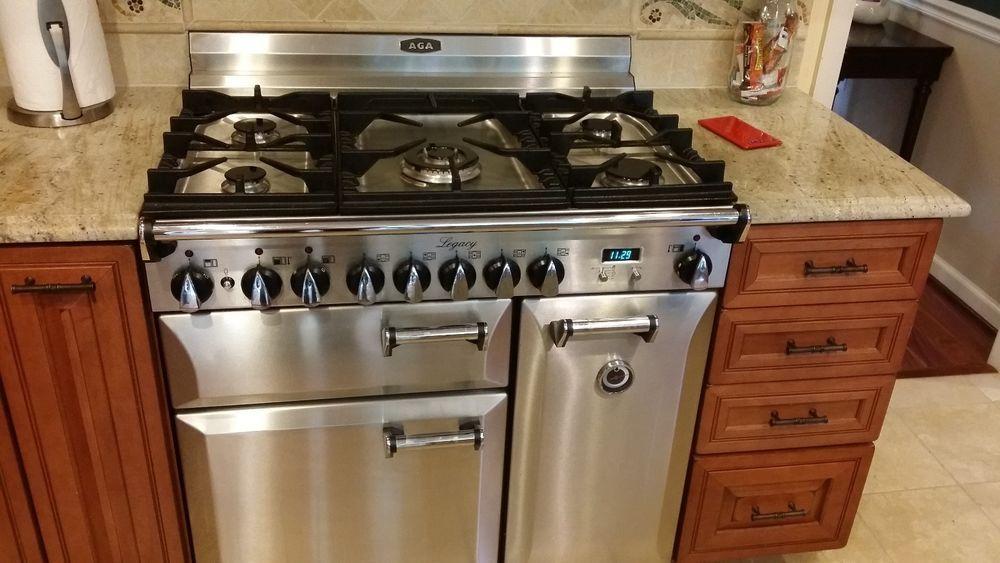 kitchenaid commercial style dual fuel range