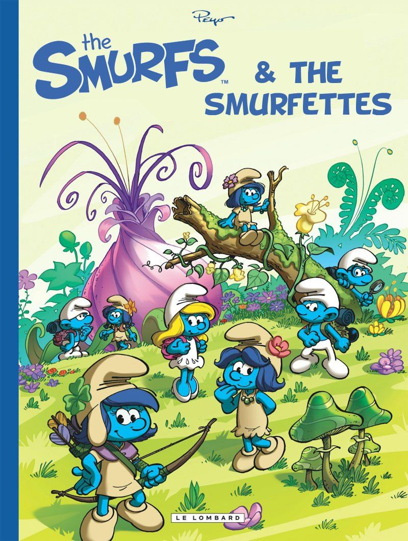 Smurfs The Lost Village Gallery Smurfs Wiki Fandom In 2020 Smurfs Smurfette Comics