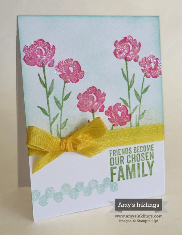 Stampin' Up!s Painted Petals at Amy's Inklings