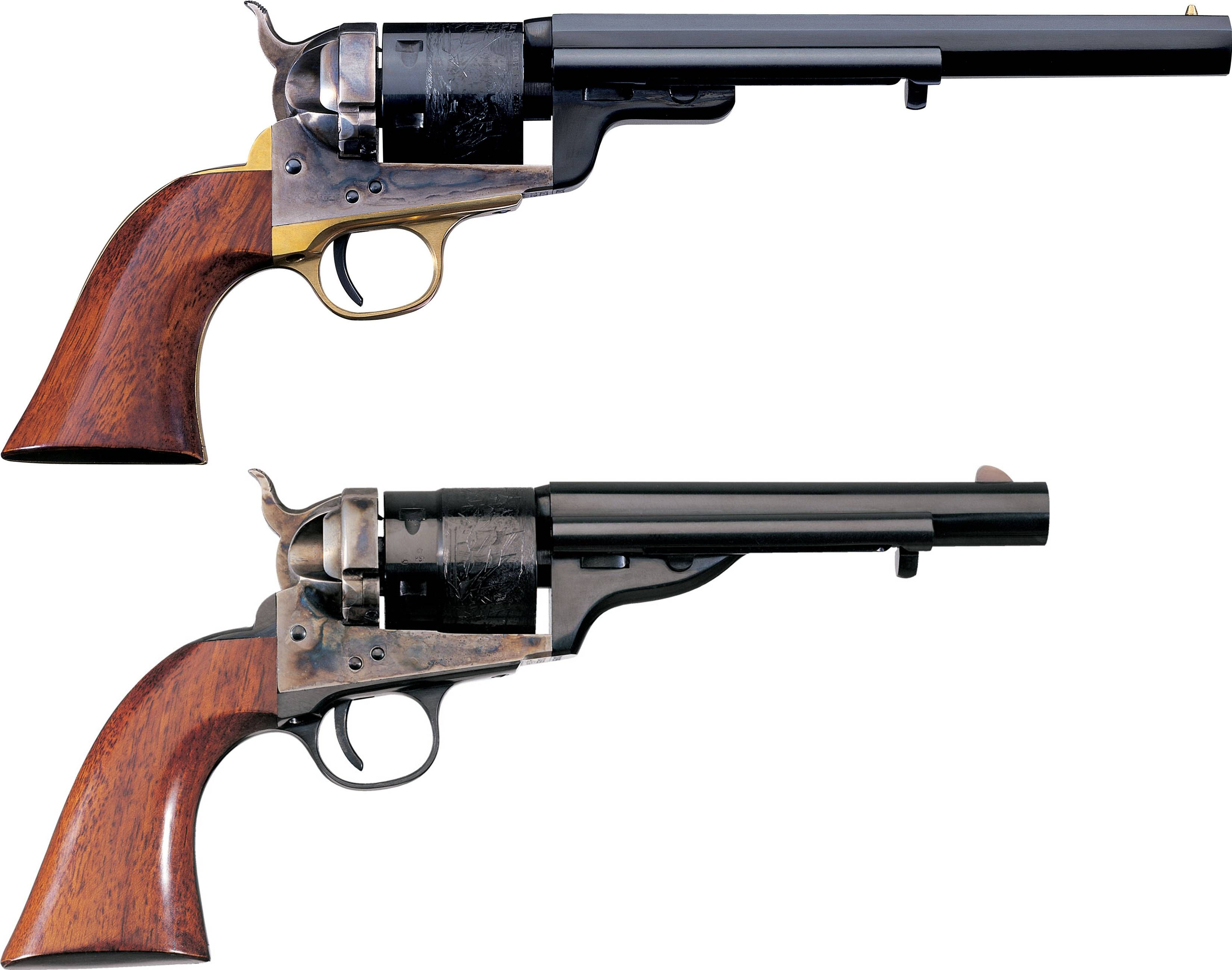 Pin On Single Action Revolvers