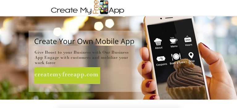 createmyfreeapp free mobile application maker about us pinterest