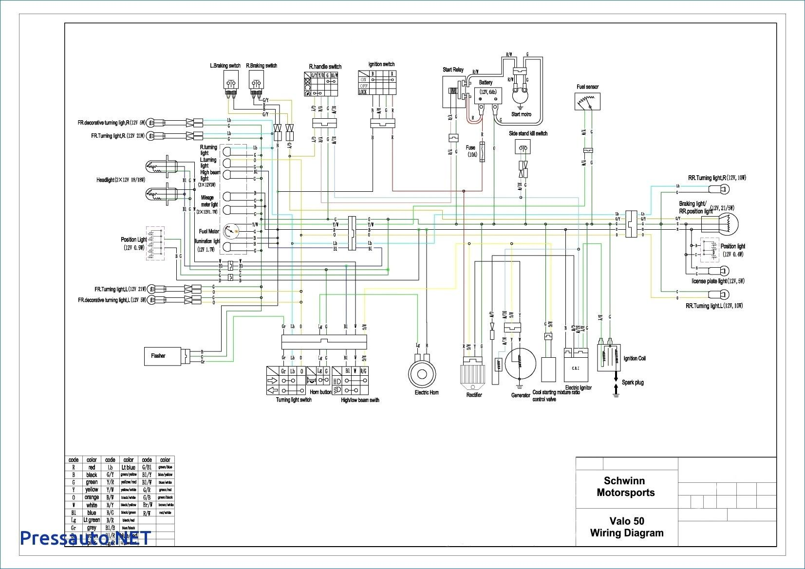 Gy6 50cc Wiring Diagram Sources In