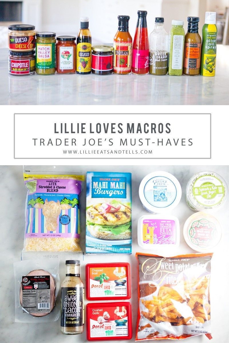 My Trader Joe's Must-Haves in 2019 | Helpful Macro Diet