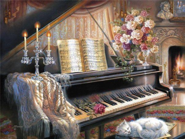 Judy Gibson ~ Decorativ painter