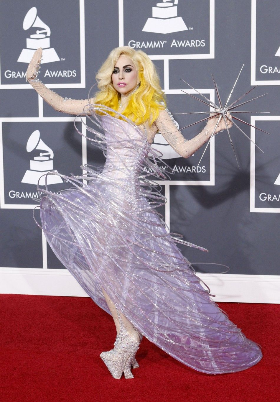 Top 10 Most Outrageous Lady Gaga Outfits | Lady Gaga Outfits ...