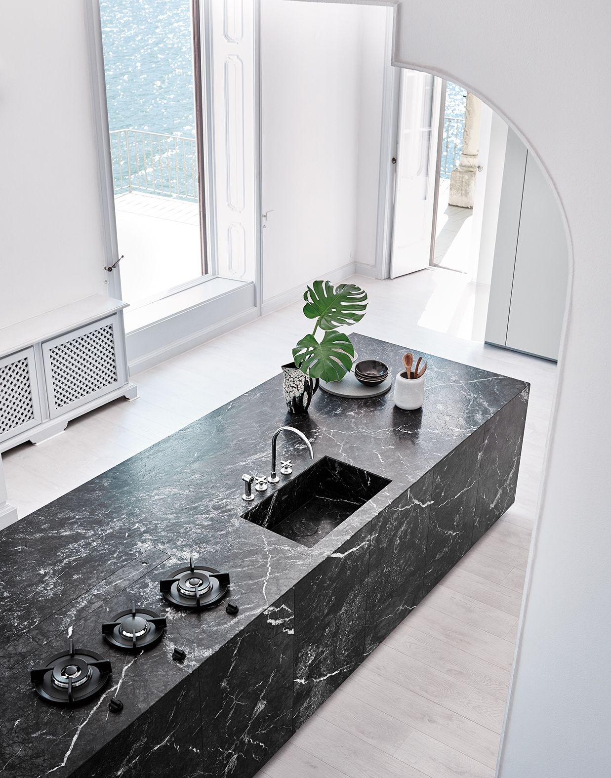 Presenting the new N_Elle kitchen collection- here in the Grey Saint ...