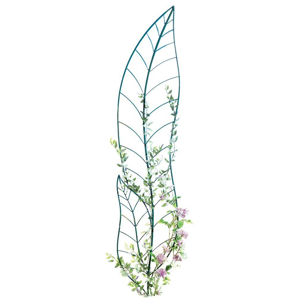 Amazon.com : Leaf Trellis Garden Stake : Patio, Lawn & Garden