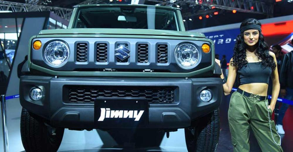 5door Suzuki Jimny for India? Production in Gujarat, cost