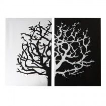 TREE Print (Black & White)