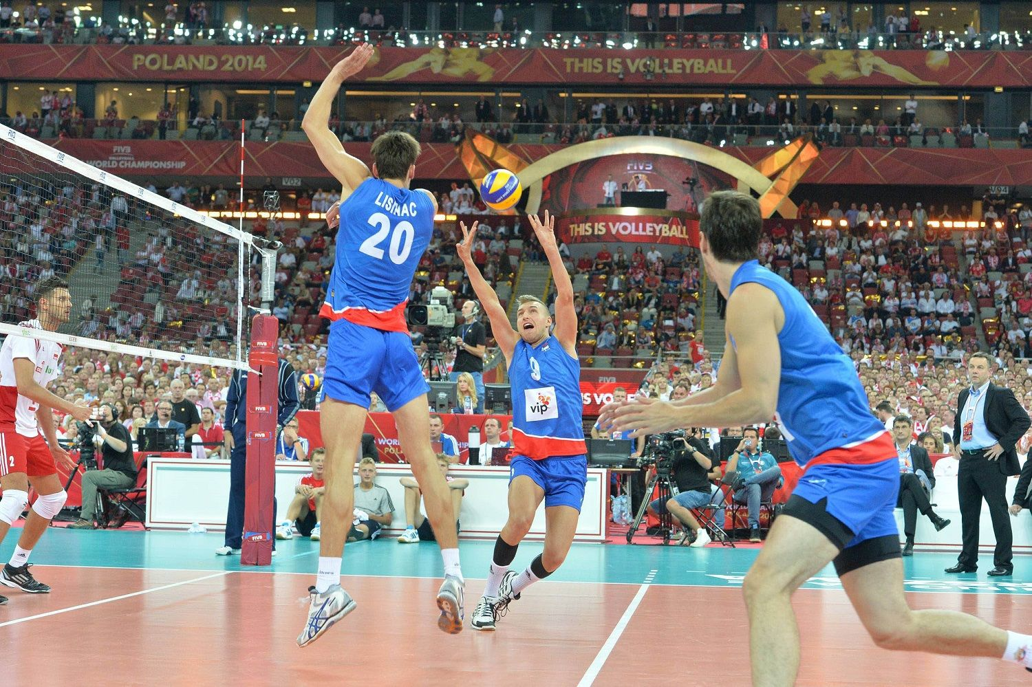 Nikola Jovovic Volleyball World Championship Mans World