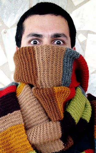 Like to knit? Like a lot of nerdy things? Here are some great nerd ...
