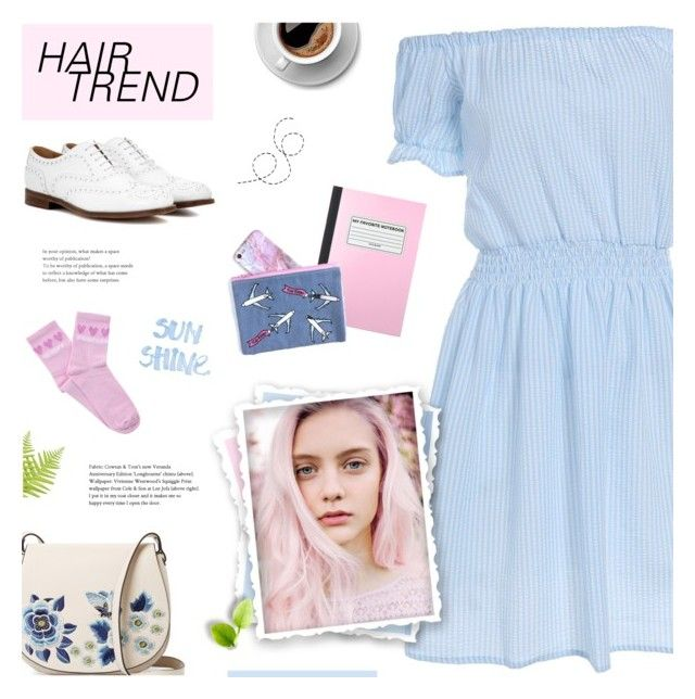"""You're Like A Unicorn Who Brings Cupcakes & Ice Cream - Yeah Bunny"" by paradiselemonade ❤ liked on Polyvore featuring beauty, Miu Miu, Church's, French Connection, Juicy Couture, tumblr and YeahBunny"