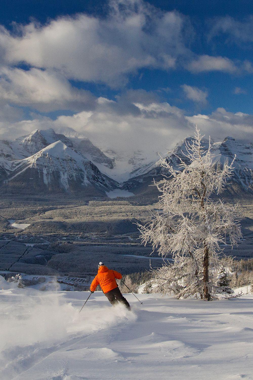 Banff Lake Louise Alberta Ski Stay Play In 2020 Lake Louise Ski Resort Skiing Lake Louise Ski