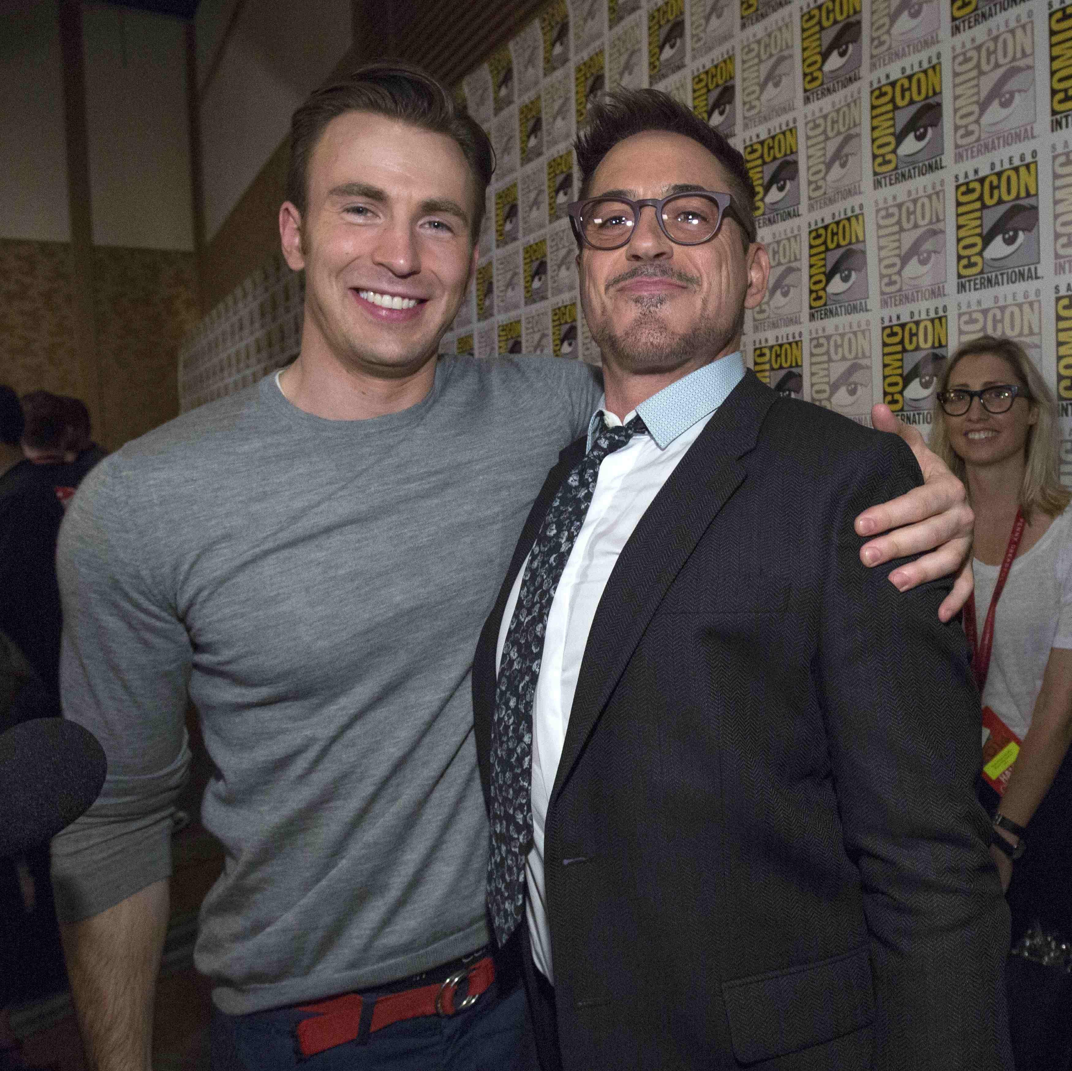Comic-Con International 2014: Marvel Studios Panel - hq0012 - Incredibly Downey Jr. || Photogallery