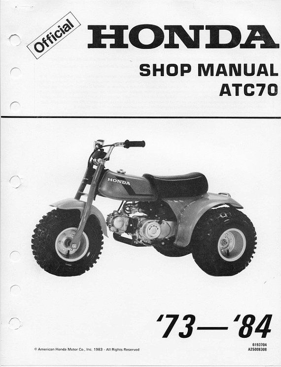 Honda atc 70 manual download pdf buyers can download these files as honda atc 70 manual download pdf buyers can download these files as soon as they complete fandeluxe Images