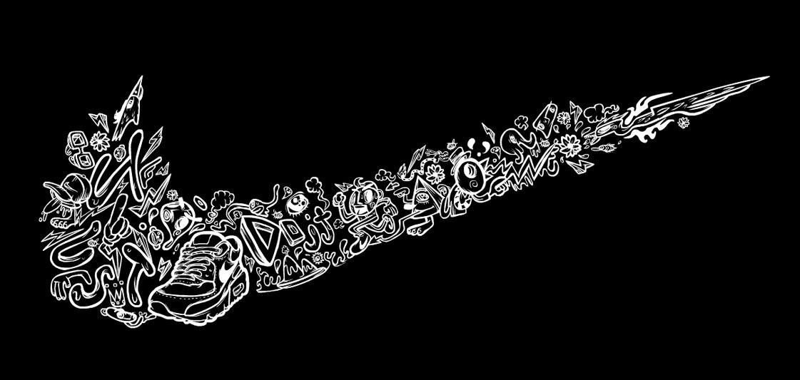 Delgado Regresa himno Nacional  Alternative Nike swoosh   Typography tattoo, Typography wallpaper, Nike  symbol
