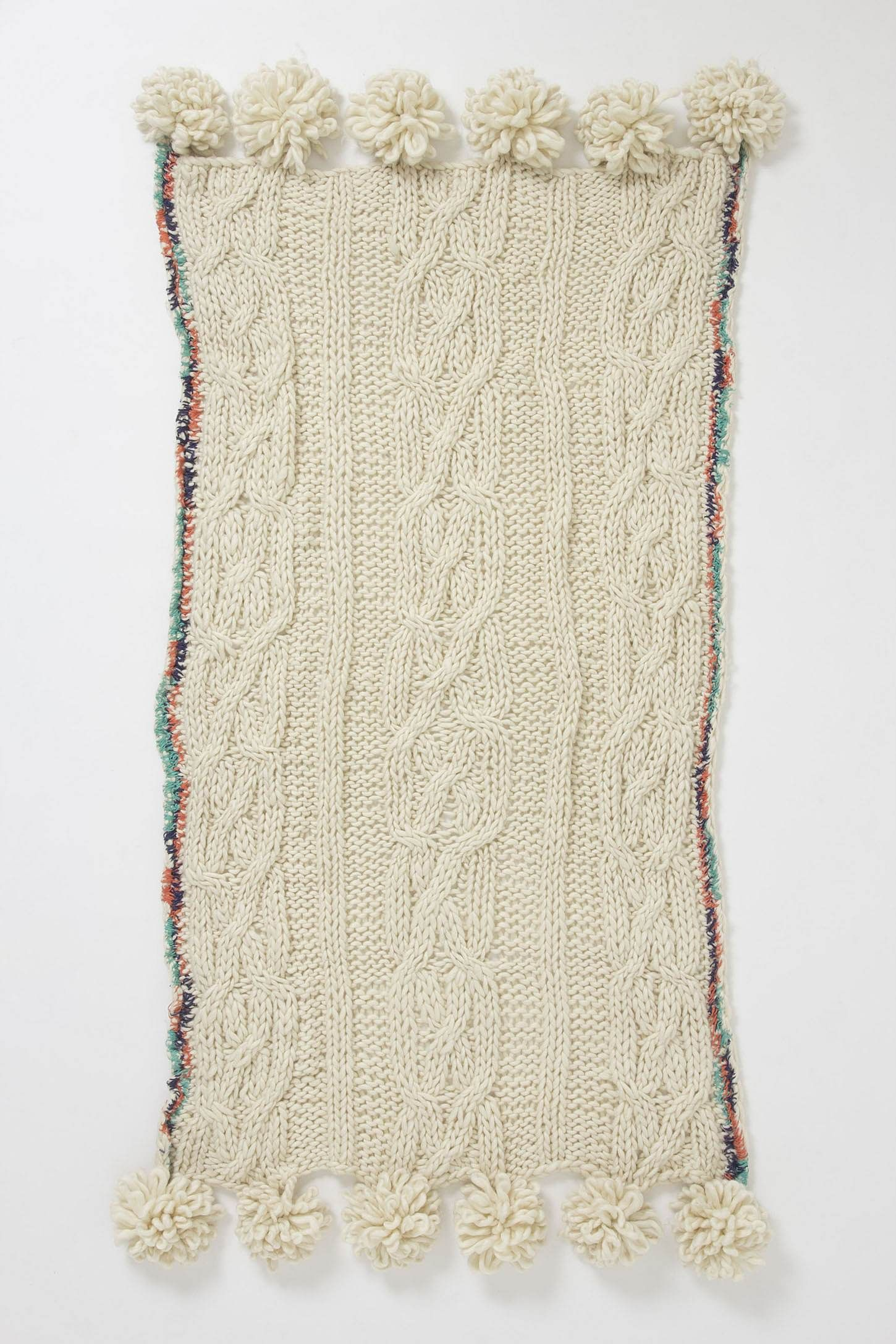 Cabled Throw - Anthropologie.com   For the Home   Pinterest ...