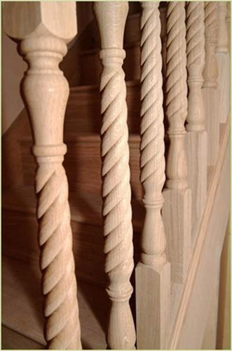 Stair Spindles, Metal & Wooden Staircase Spindle Suppliers ...