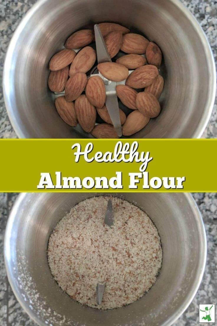 How to make almond flour recipe with images make