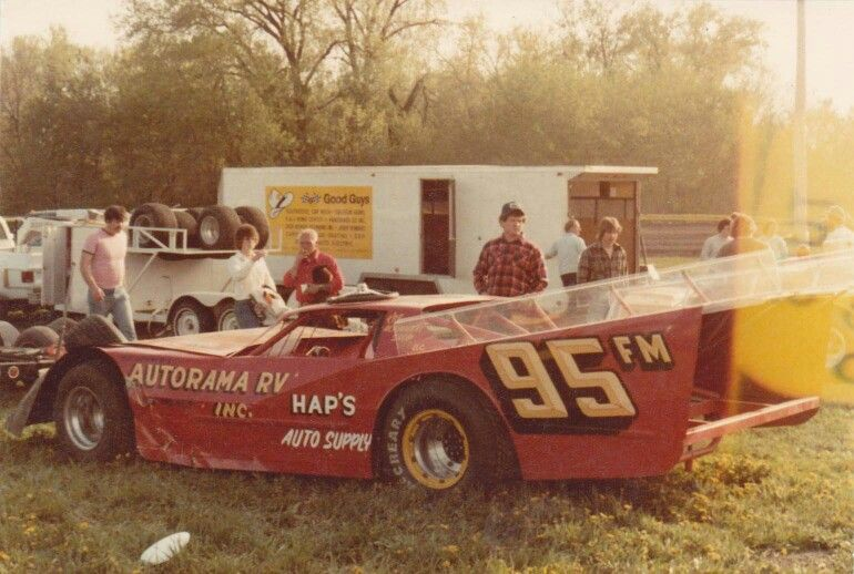 Craig jacobs old race cars dirt late models dirt racing