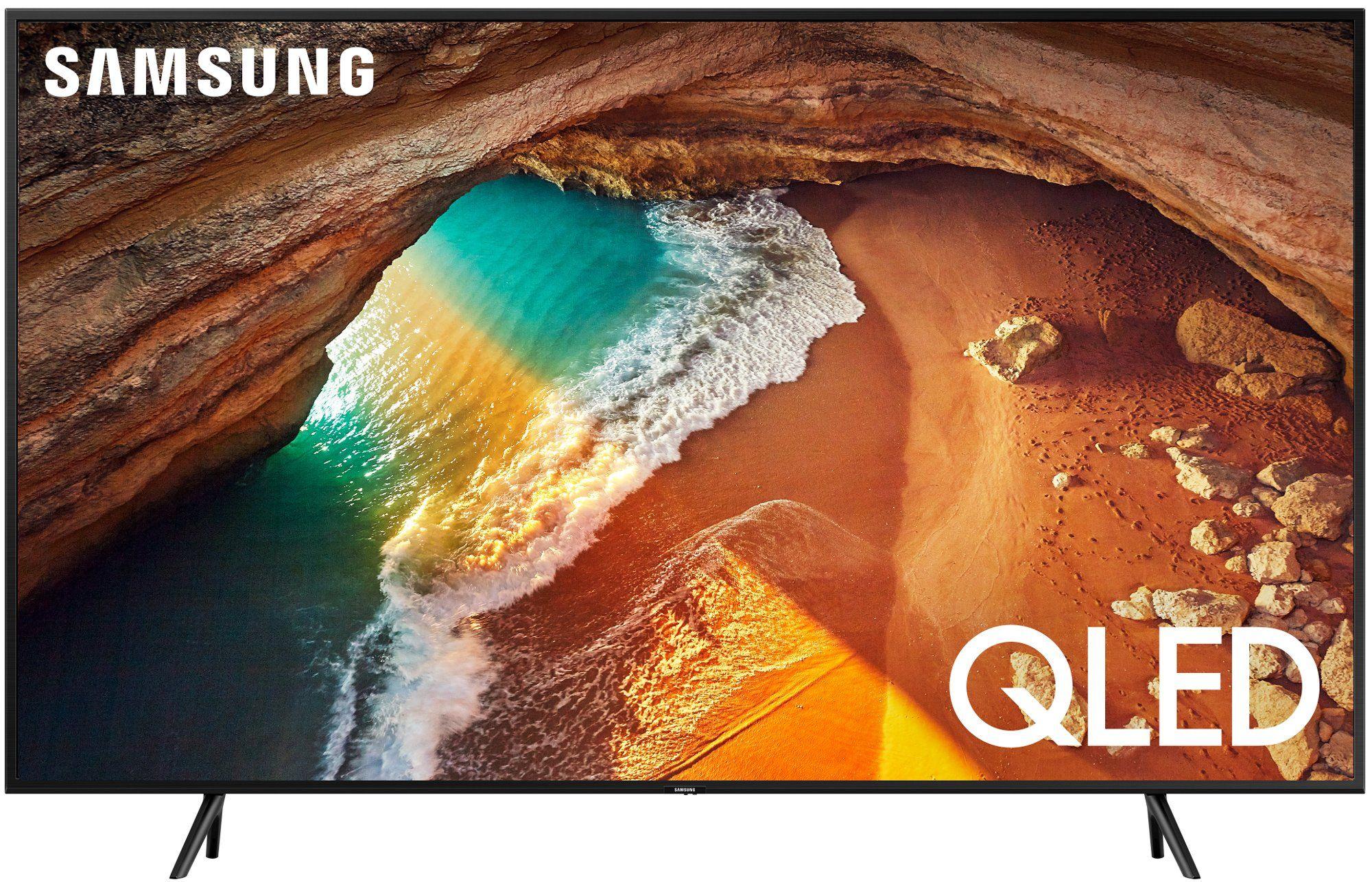 Samsung 75 Inch Qled 4k Uhd Q60 Series Smart Tv Samsung Smart Tv