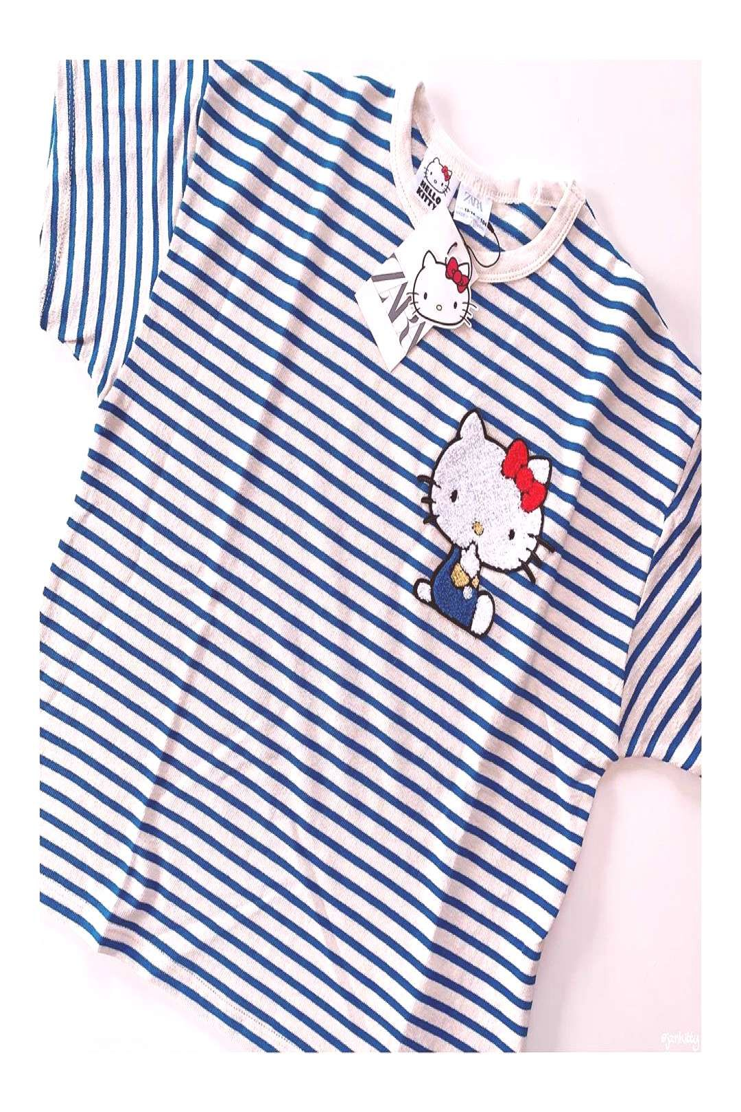 #collection #stripes #really #hello #kitty #zara #real #new #the #is #x new zara x hello kitty collection! the hello kitty is really realYou can find Zara kids and more on our website.new zara x hello kitty collection! the hello kitty is really...